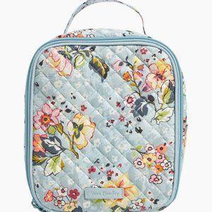 Vera Bradley Floating Garden Lunch Bunch Bag